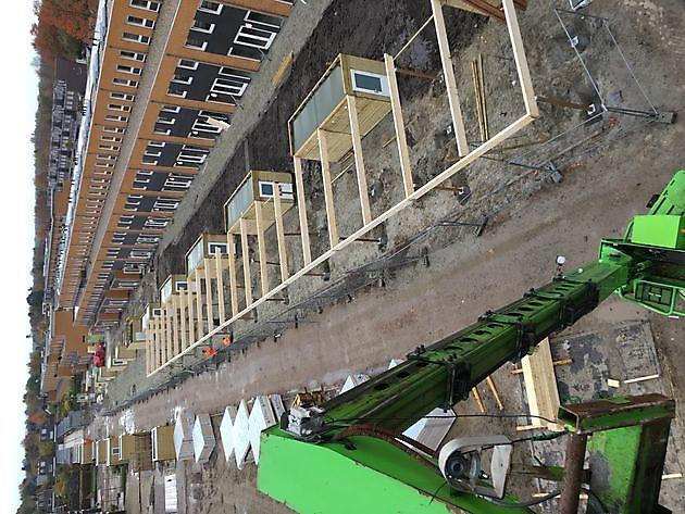 Houtbouw en houten constructies - Houtbouw Lageman B.V. Zuidbroek