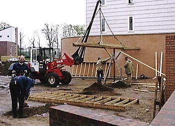Houtbouw en prefab houten constructies Houtbouw Lageman B.V. Zuidbroek