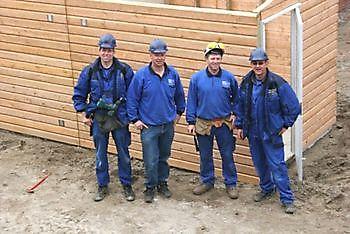 houtbouw en prefab en houten constructies Houtbouw Lageman B.V. Zuidbroek